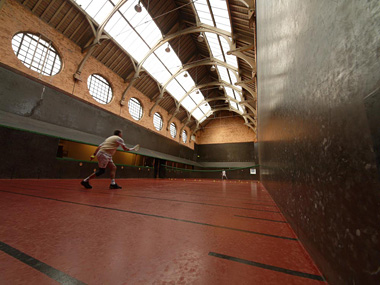 Jesmond Dene Real Tennis Club