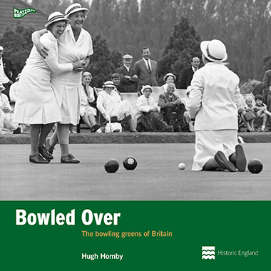 Played in Britain - Books - Bowled Over