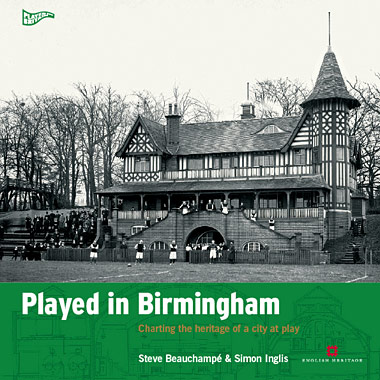 Played in Birmingham cover