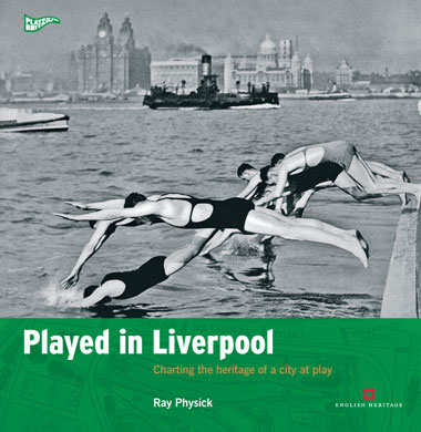 Played in Liverpool cover