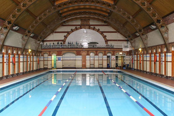 Played in britain news 5m investment secures future of historic birmingham sports complex University of birmingham swimming pool