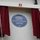English Heritage blue plaque unveiled to Fred Perry