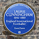 Blue plaque for footballer Laurie Cunningham